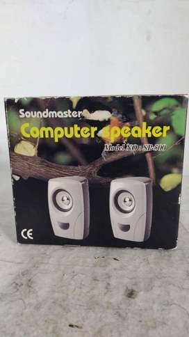 Parlantes Marca Soundmaster SP500
