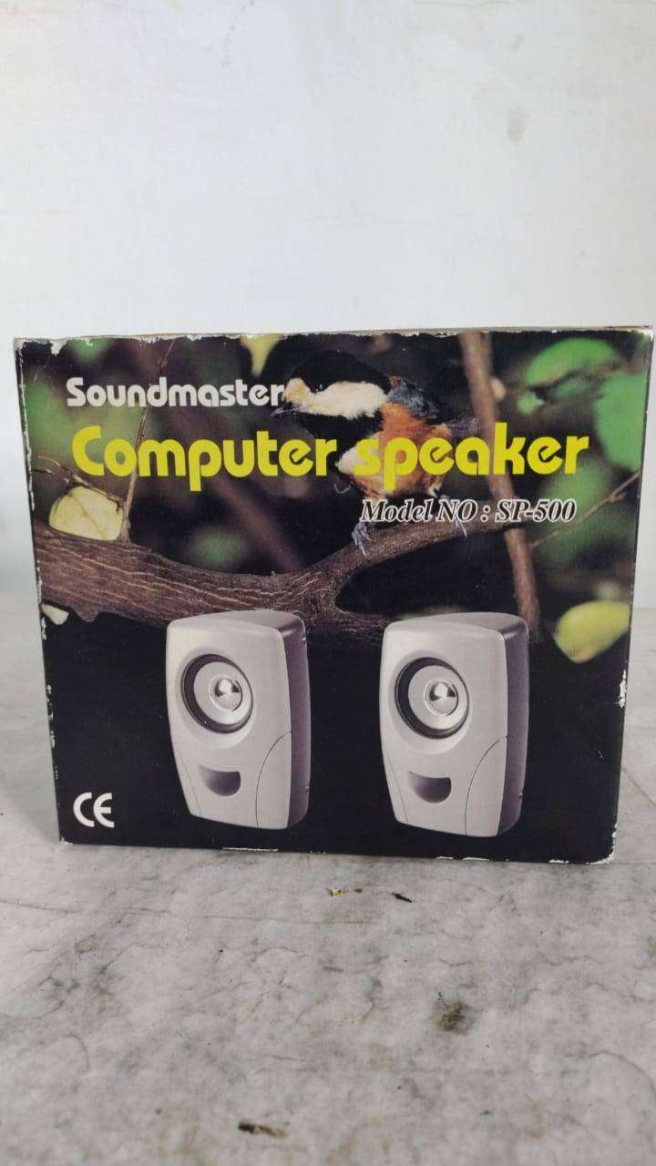 Parlantes Marca Soundmaster SP500 - 17