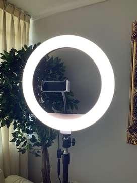 Aro de luz LED para TIK TOK