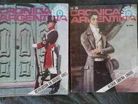 CRÓNICA   ARGENTINA