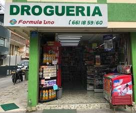 Domiciliario para Farmacia TIEMPO COMPLETO
