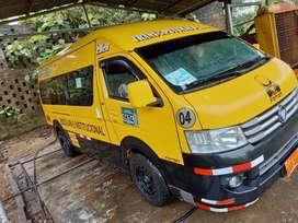 Se vende linda furgoneta para escolar