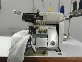 Máquina fileteadora de refuerzo con dosificador