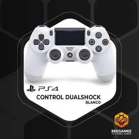 Control Original PS4 Glaciar Blanco