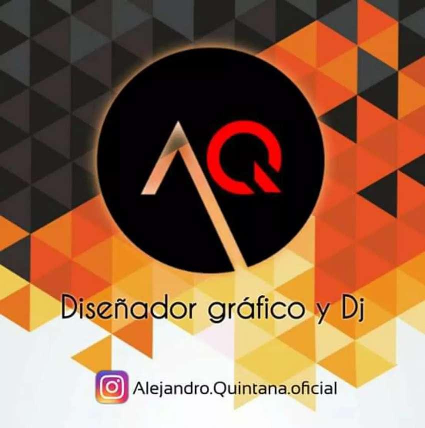Diseñador gráfico y Dj 0