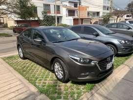 Mazda 3 sedan secuencial