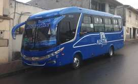 Vendo bus urbano de 30 asientos