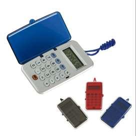 Calculadoras publicitarias para eventos y regalos empresas