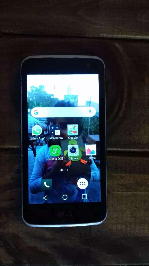 Celular LG k4 liberado 0