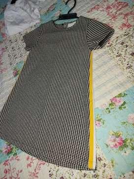 Vestido talla 10 zara