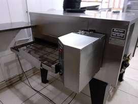 Horno pizzero Burner HC 105