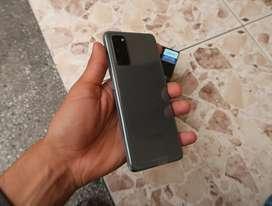 Samsung galaxy s20 como nuevo
