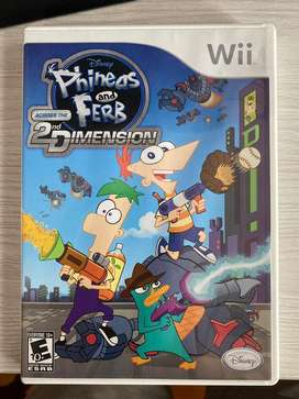 Phineas and Ferb -Wii