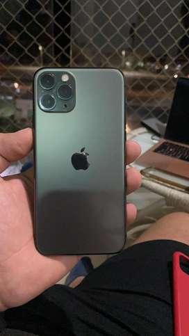 Vendo iphone 11 pro de 64gb