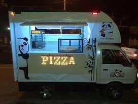Vendo negocio de pizzas rodante