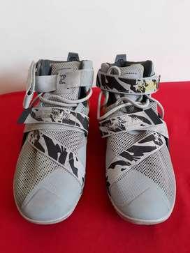 Tennis de básquetbol (James lu 84 330) marca Nike originales nuevos