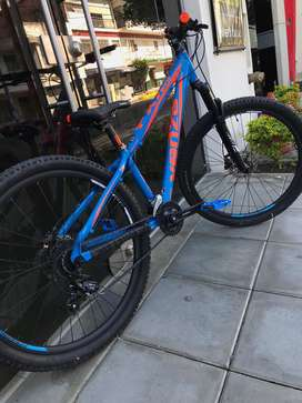 Cicla Bicicleta Venzo Fx7 Montaña Dirt