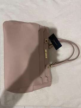 Vendo bolso Tommy Hilfiger mujer palo de rosa