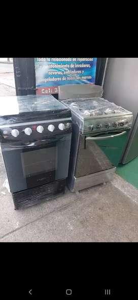 Cosina de horno usada