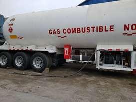Tanque granelero de 14000 Gls año 2016,