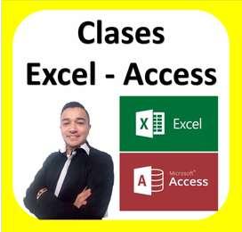 Clases de Excel y Access