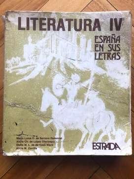 Literatura 4 España en sus Letras - Redonnet - Zorrilla