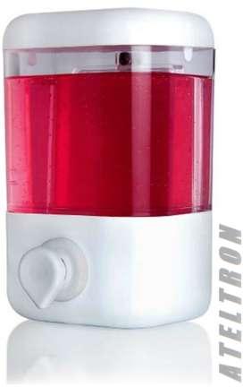 Dispensadores para productos antivirales antibacteriales jabones, alcohol gel, champú, rinses cremas