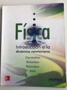 Libro Física: Introducción a la dinámica newtoniana - Giambattista, Richardson, Richardson & Ratto
