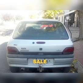 VENDO CLIO MOD 97 3 PUERTAS CON GNC. ESTA EN USO HASTA SU VENTA