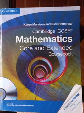 Vendo Libro Cambridge Mathematics