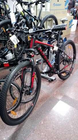 Vendo  bicicleta giant de montaña