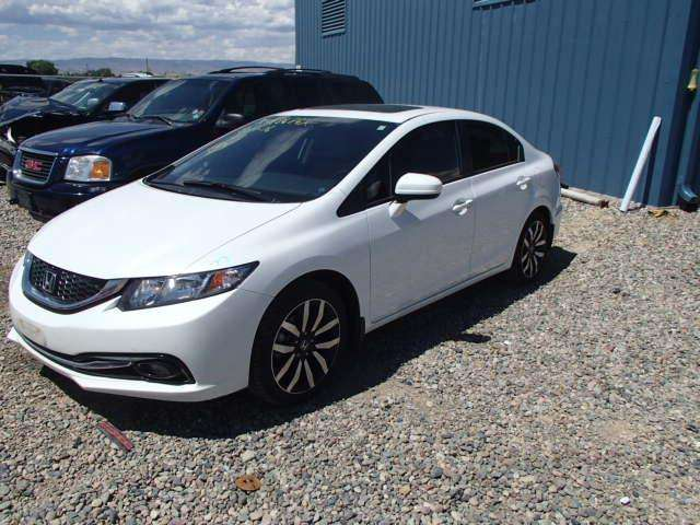 2014 HONDA CIVIC 0