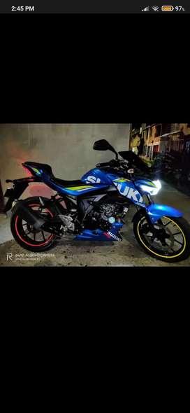 Hermosa Gsx-s 150