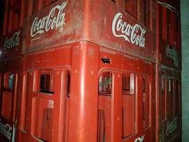 Cajones de Coca sin Envases