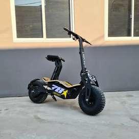 Scooter Eléctrico Todo Terreno