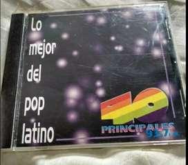 Lo mejor del pop Latino