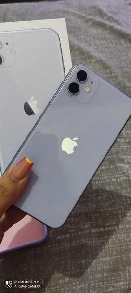 iPhone 11 de 128 lila