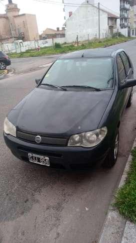 Fiat palio 2007 120mil km reales,VTV,todo al día.