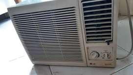Aire acondicionado LG funcional