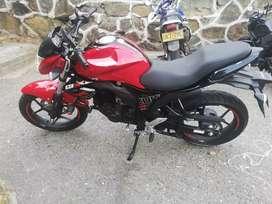 Suziki Gixxer 154cc