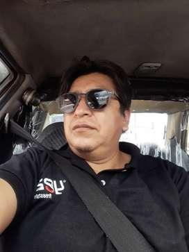 Chofer taxis busco trabajo  tipo E