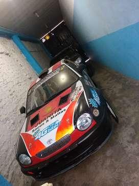 Vendo auto de Rally