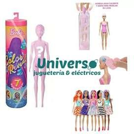 Barbie reveal 7 sorpresas