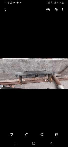 Vendo rampa hidráulica para gh,gd ,fc
