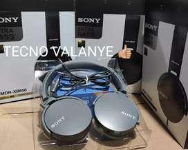 Diadema Sony xb 650
