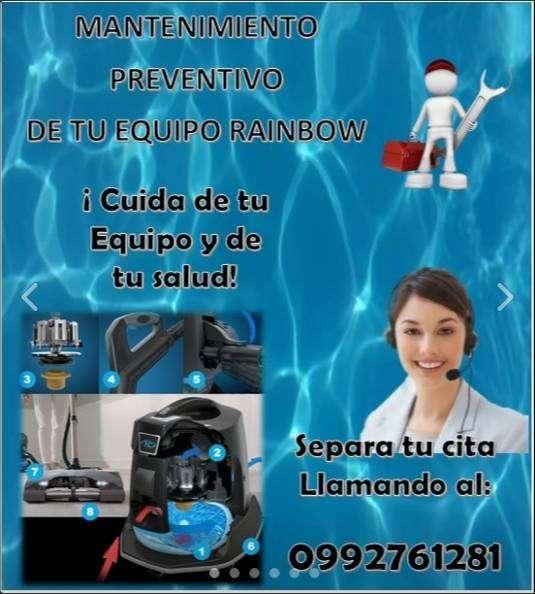 REPARACIÓN DE ASPIRADORAS RAINBOW RITELO Y ROBOT