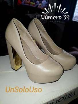 Zapato de Fiesta.