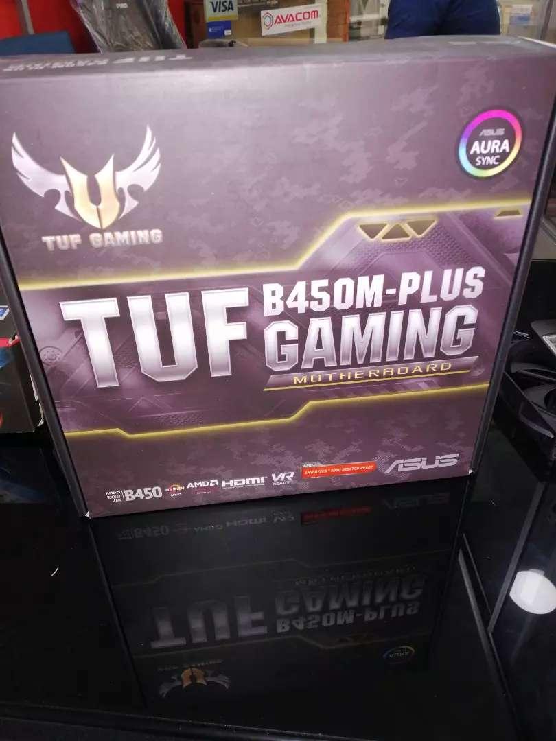 Board asus b450m tuf gaming 0