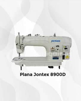 Máquina Plana Mecatronica Jontex JT 8900 D