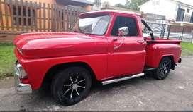 Camioneta Clásica Chevrolet c10 1964